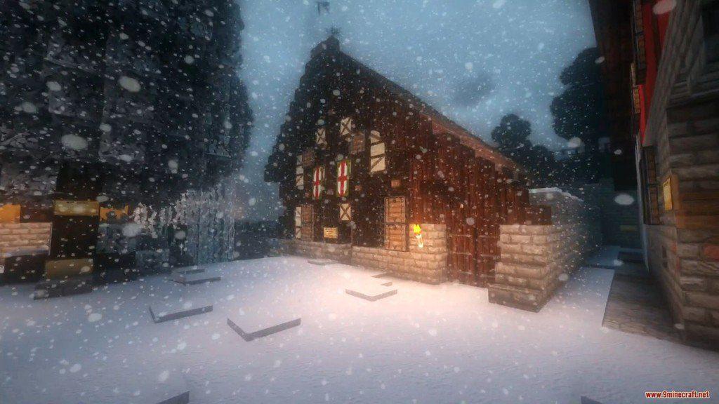 Winthor Winter Resource Pack Screenshots 8