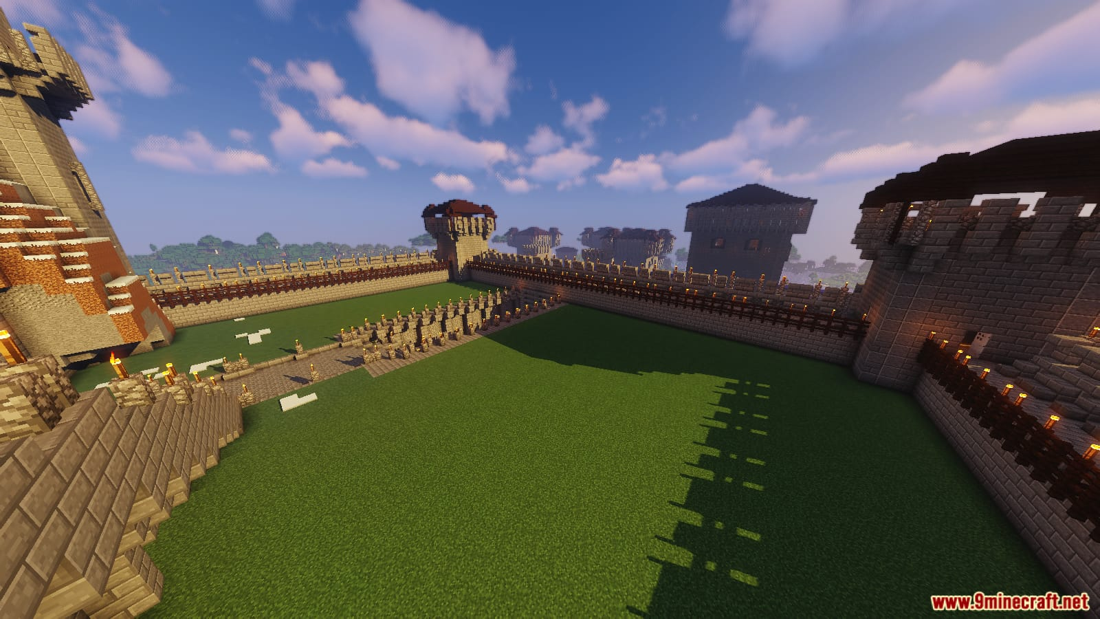 Aacumenunan Ramparts Map Screenshots 7