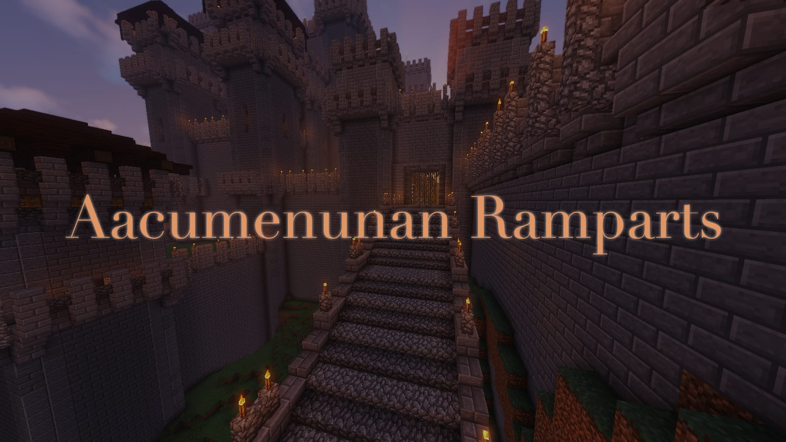 Aacumenunan Ramparts Map Thumbnail