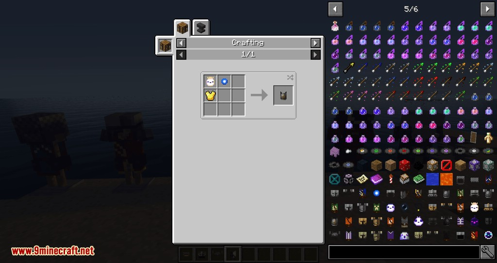 Armor Souls mod for minecraft 06