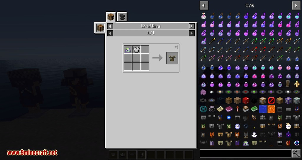 Armor Souls mod for minecraft 07