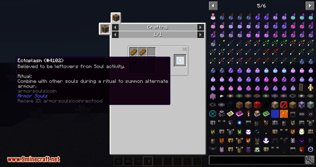Armor Souls mod for minecraft 08