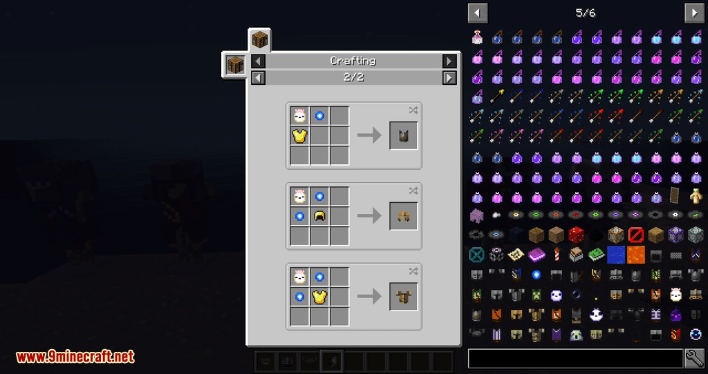 Armor Souls mod for minecraft 09