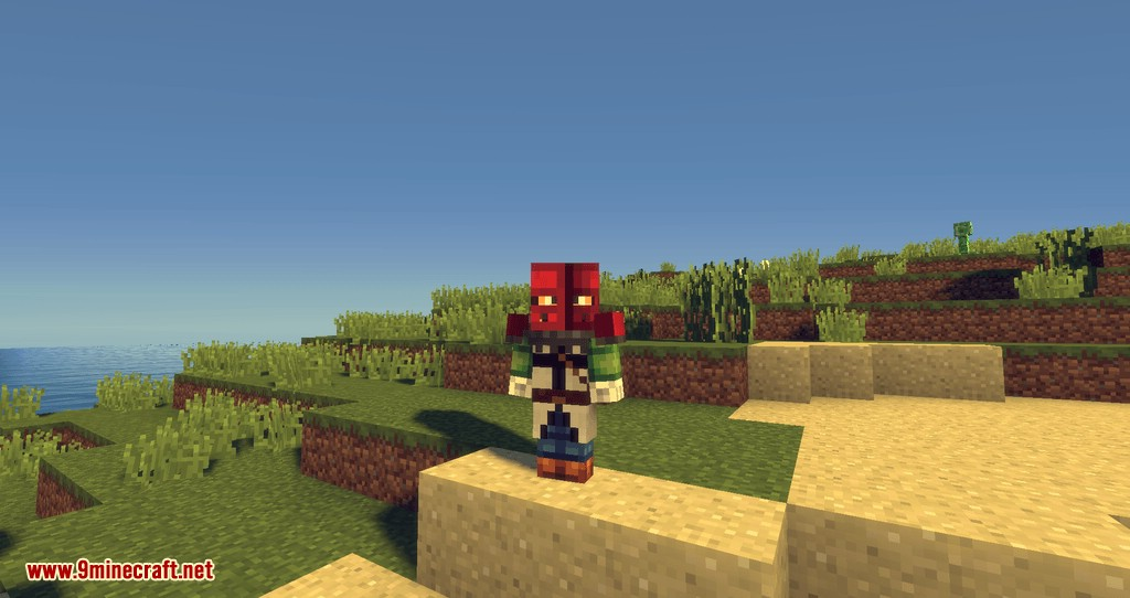 Armor Souls mod for minecraft 11