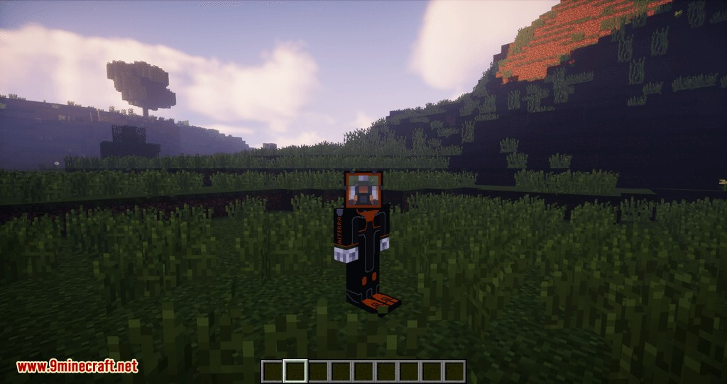 Better Diving mod for minecraft 01