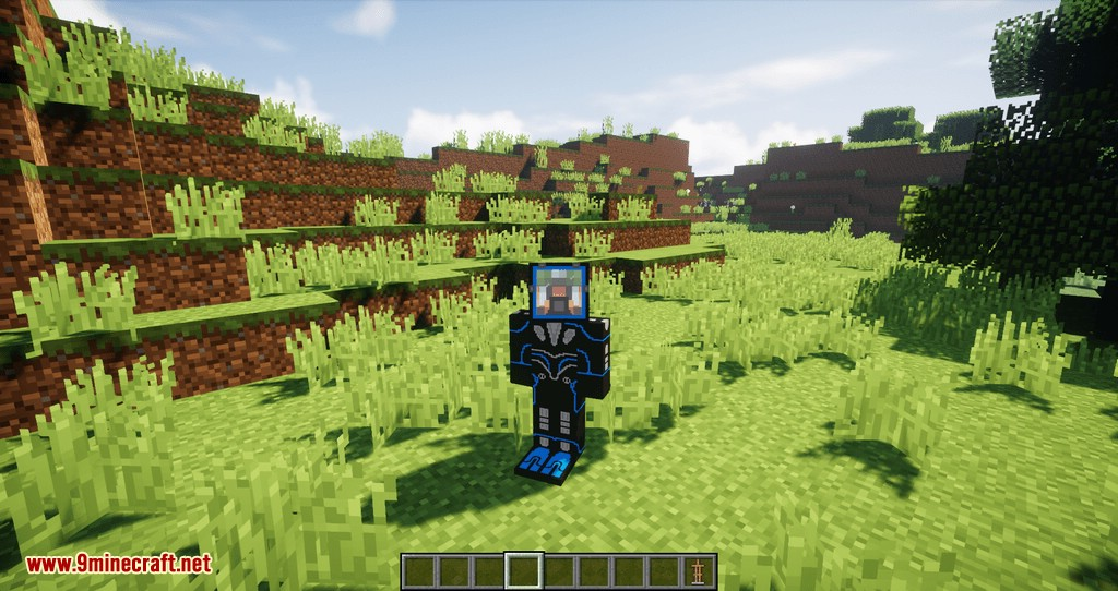 Better Diving mod for minecraft 07