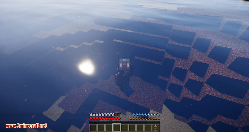 Better Diving mod for minecraft 08