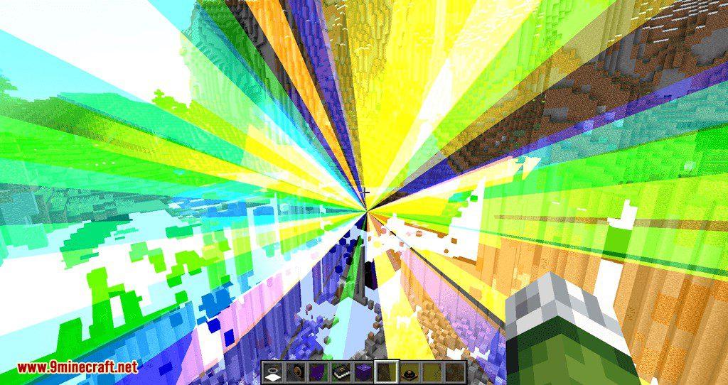 Black Hole Storage mod for minecraft 03