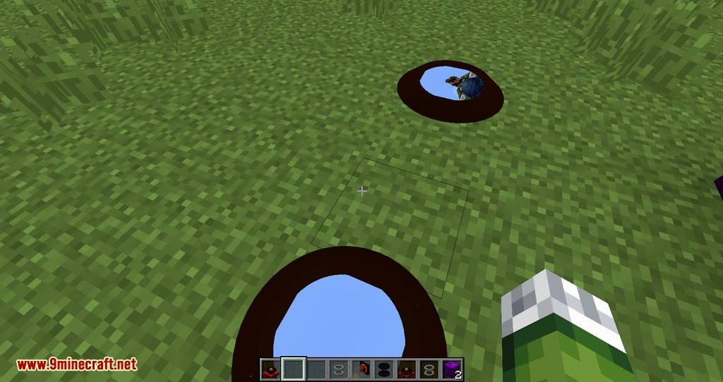 Black Hole Storage mod for minecraft 11