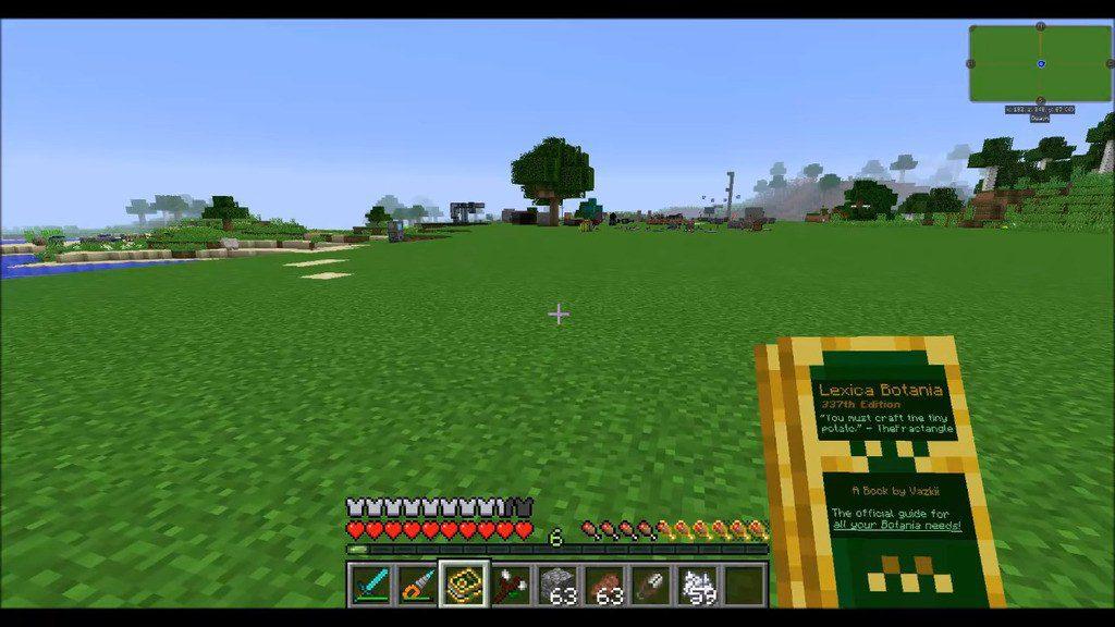 Botania Tweaks mod for minecraft 01