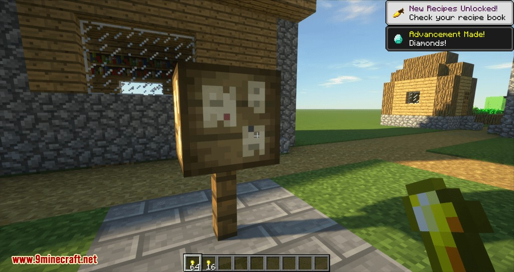 Bountiful mod for minecraft 03