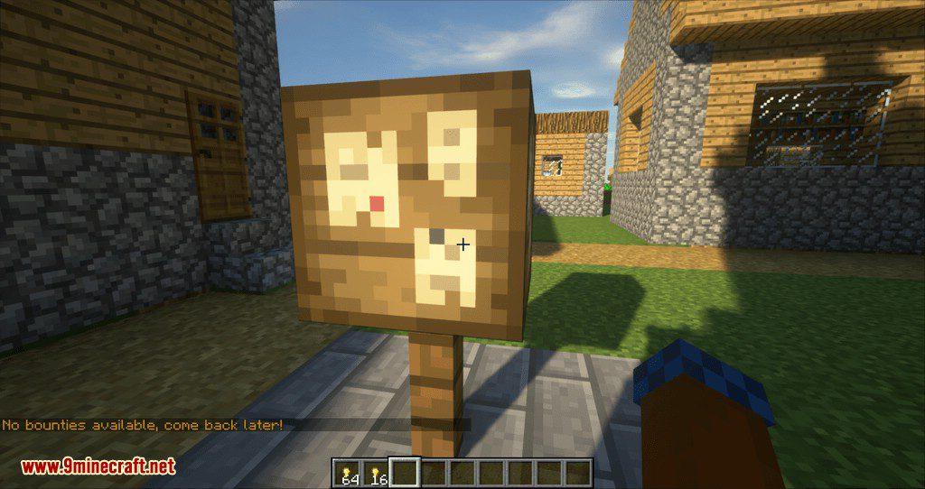 Bountiful mod for minecraft 04