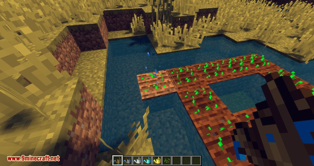 CT Watercan mod for minecraft 04
