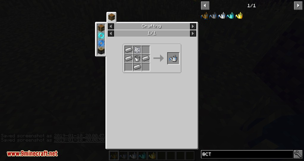 CT Watercan mod for minecraft 08