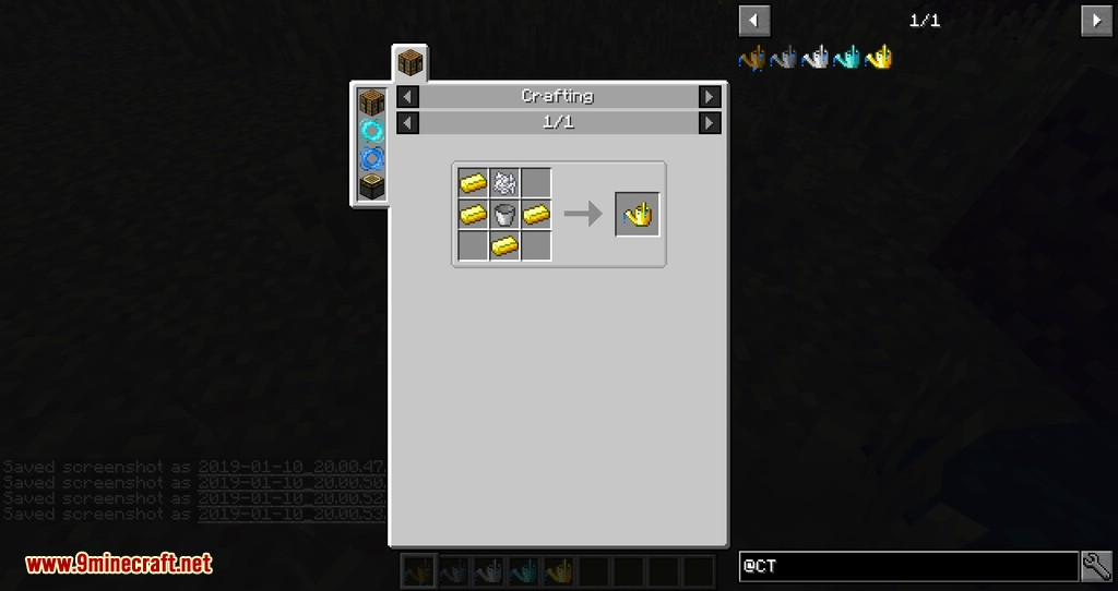 CT Watercan mod for minecraft 10
