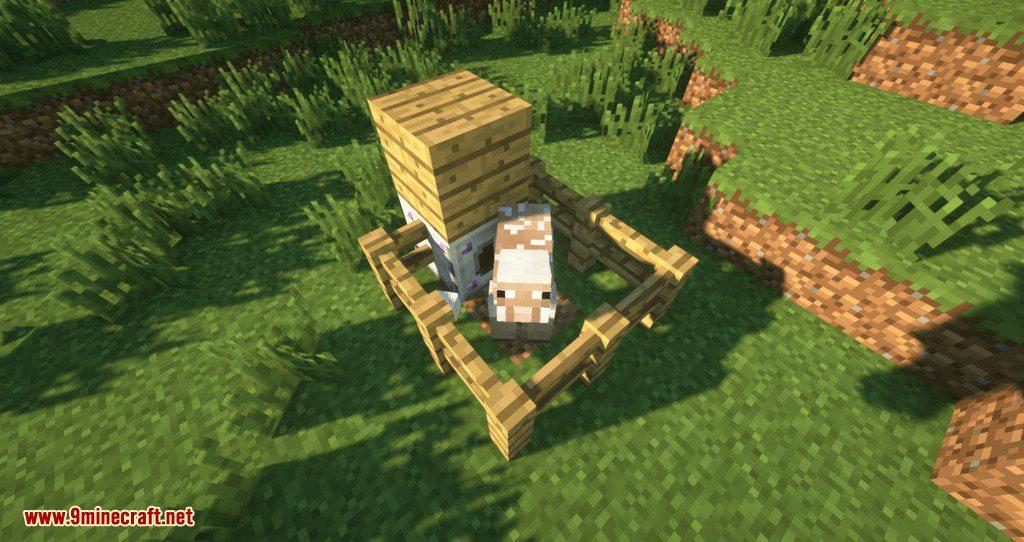 Click Machine mod for minecraft 05