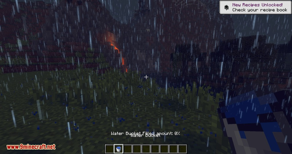 Collecting Rain mod for minecraft 05