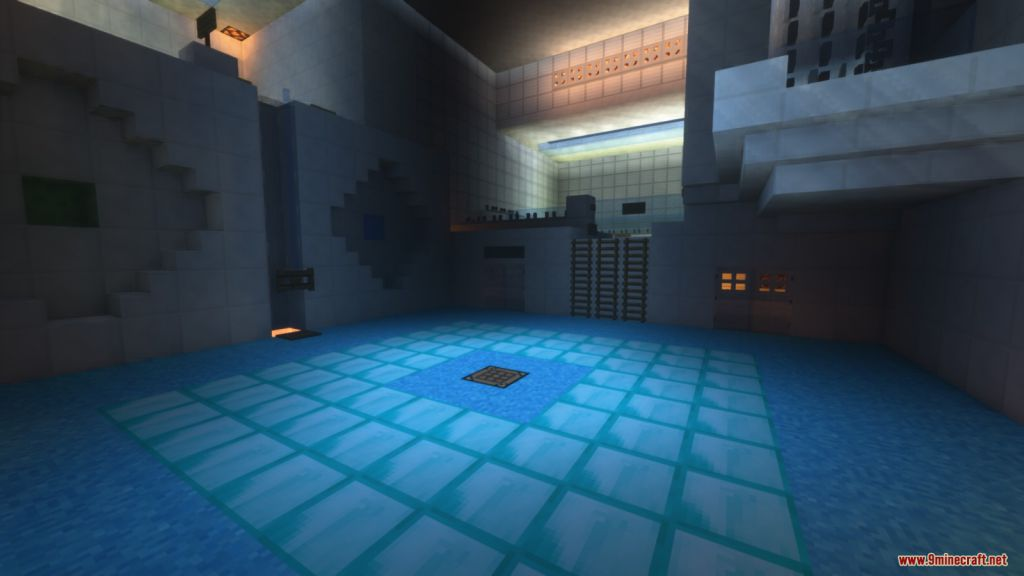 Crystal Cages Map Screenshots (5)