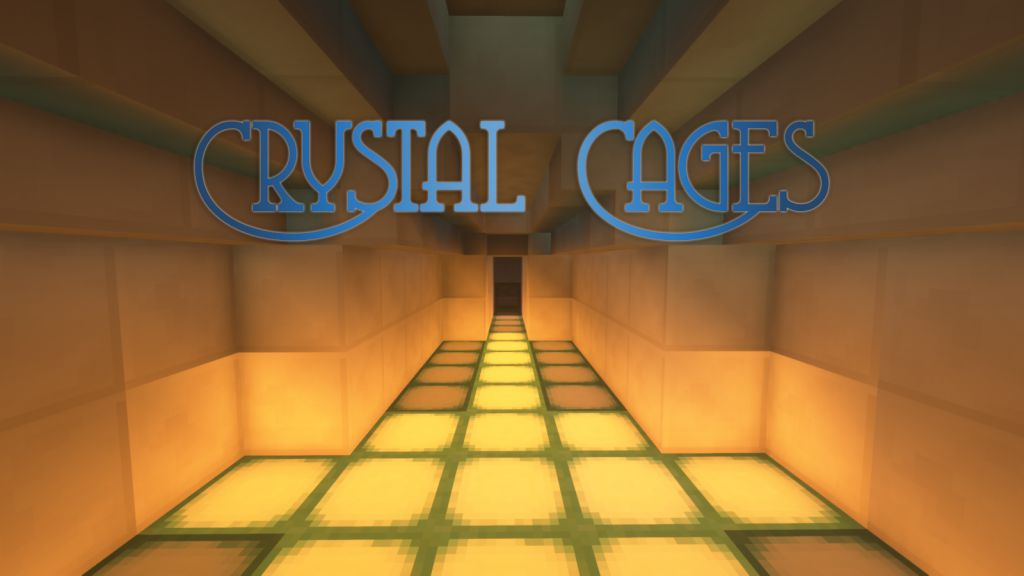 Crystal Cages Map Thumbnail