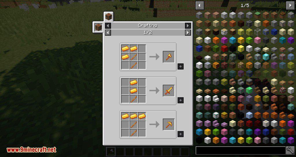 Dartcraft Reloaded mod for minecraft 08