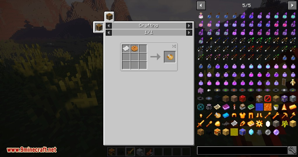 Dartcraft Reloaded mod for minecraft 16