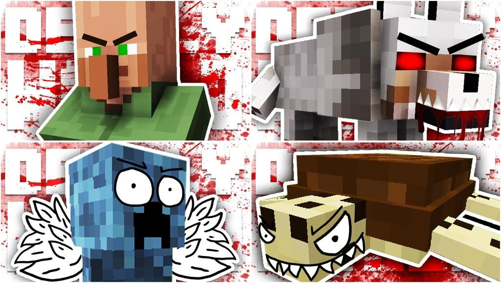 Deadly World mod for minecraft 11