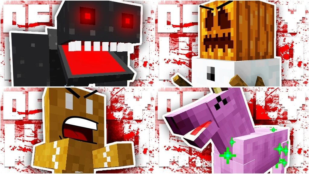 Deadly World mod for minecraft 12