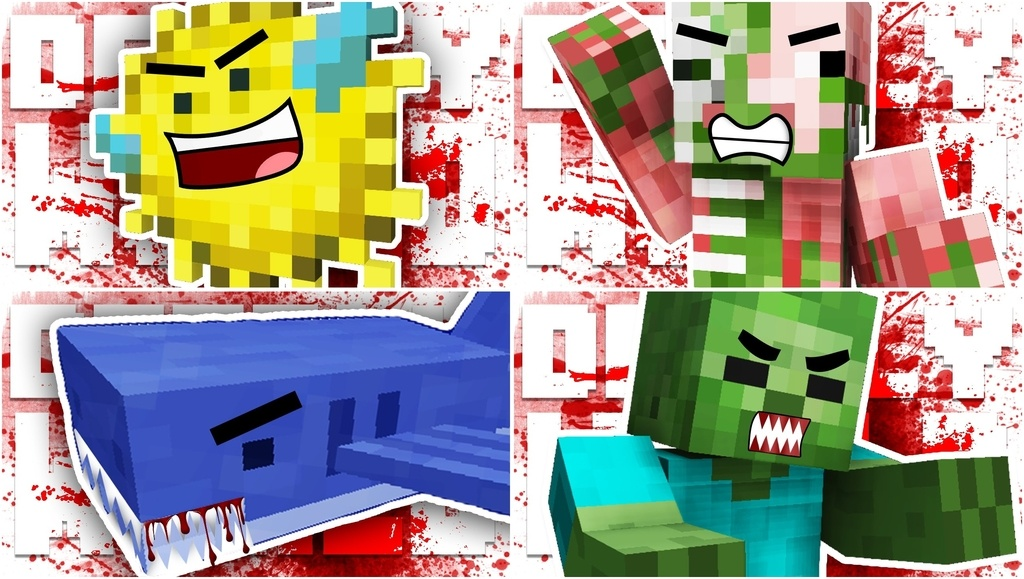 Deadly World mod for minecraft 13