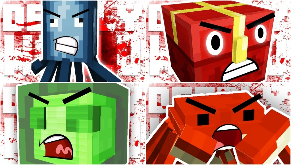 Deadly World mod for minecraft 14