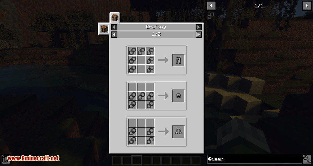Deep Miner mod for minecraft 02