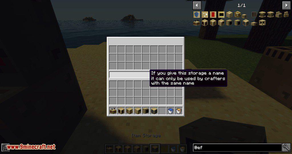 EFab mod for minecraft 08
