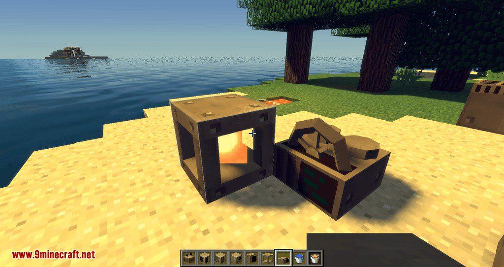 EFab mod for minecraft 09