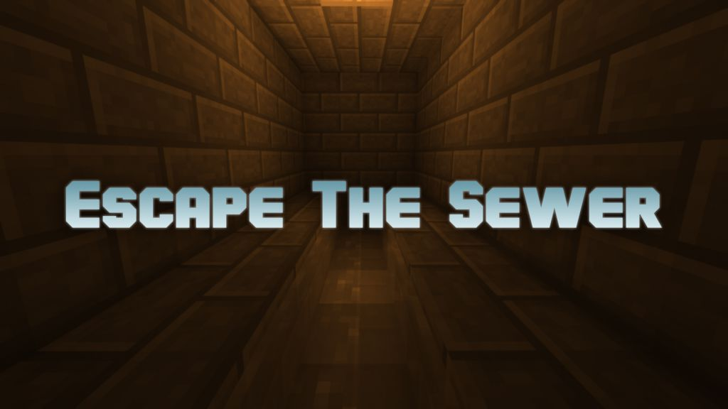 Escape The Sewer Map Thumbnail
