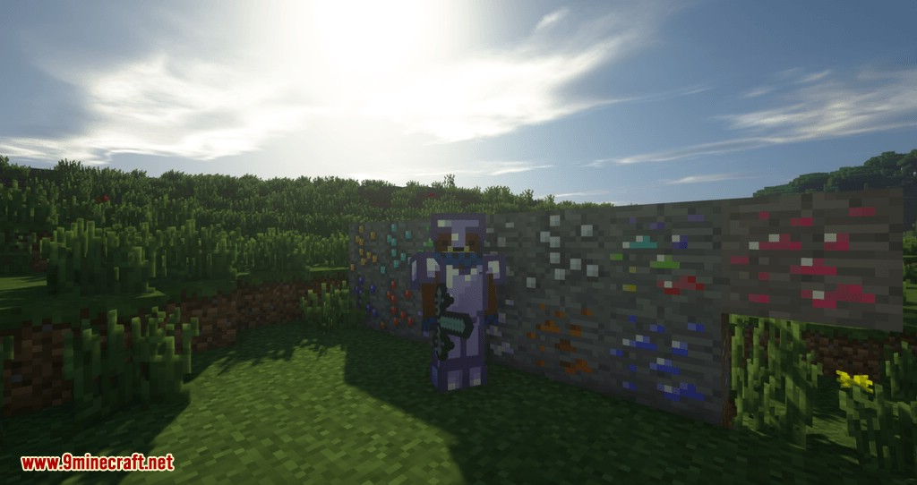Extended Items and Ores Mod for minecraft 08