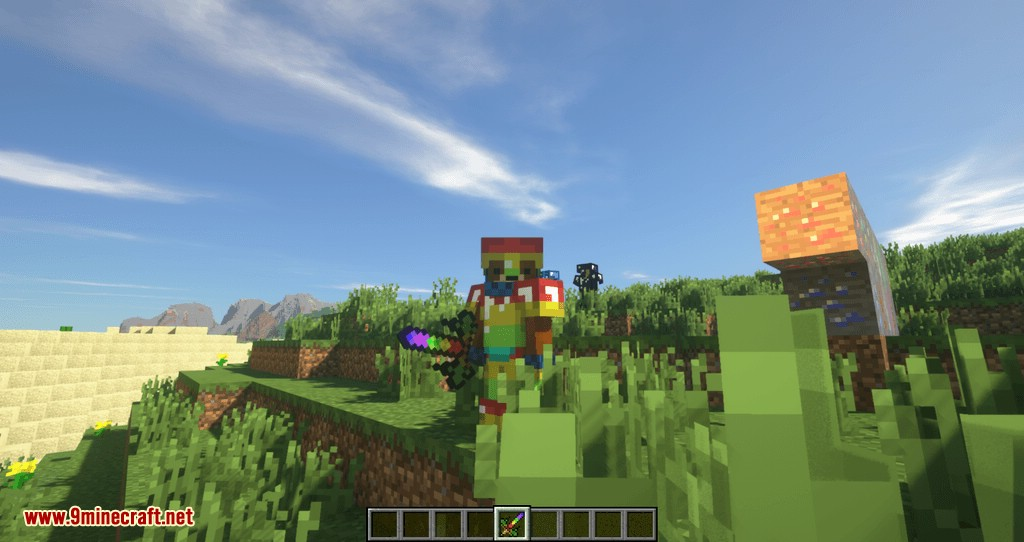 Extended Items and Ores Mod for minecraft 09