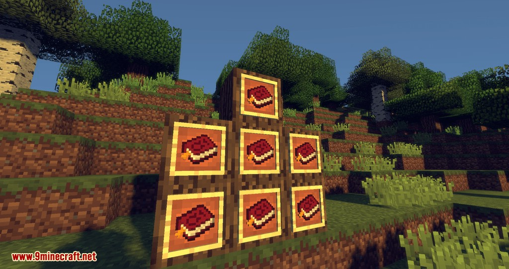Extra Spells mod for minecraft 05