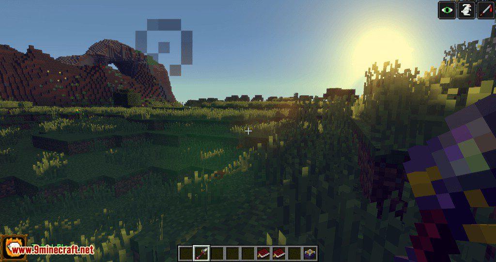Extra Spells mod for minecraft 09