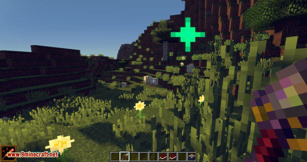 Extra Spells mod for minecraft 10