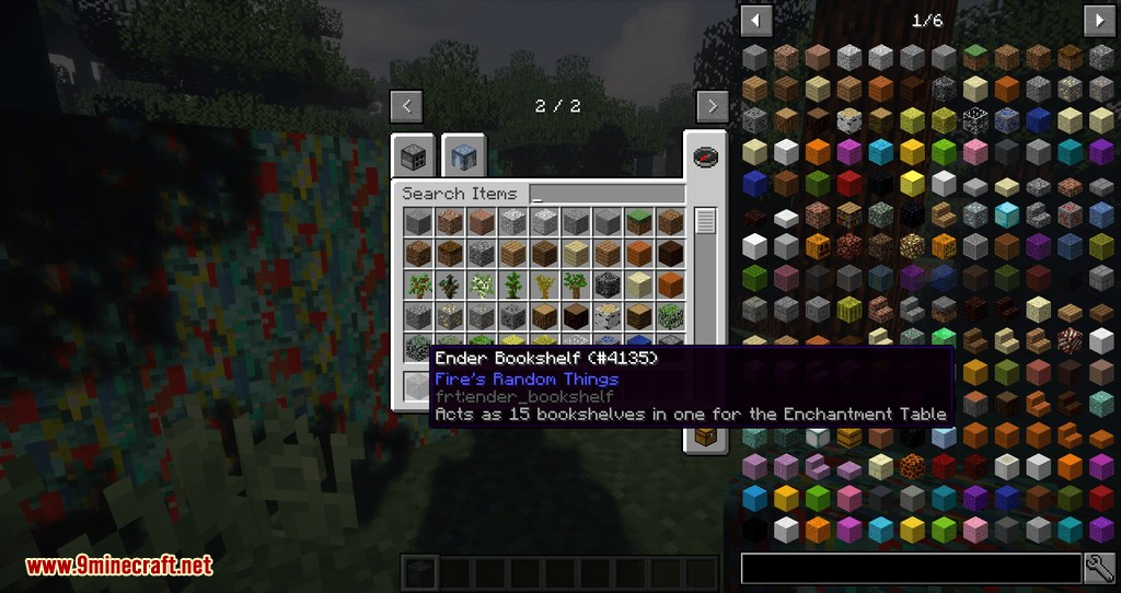 Fire_s Random Things mod for minecraft 01