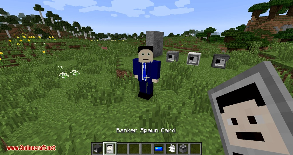 Flenix Cities mod for minecraft 08