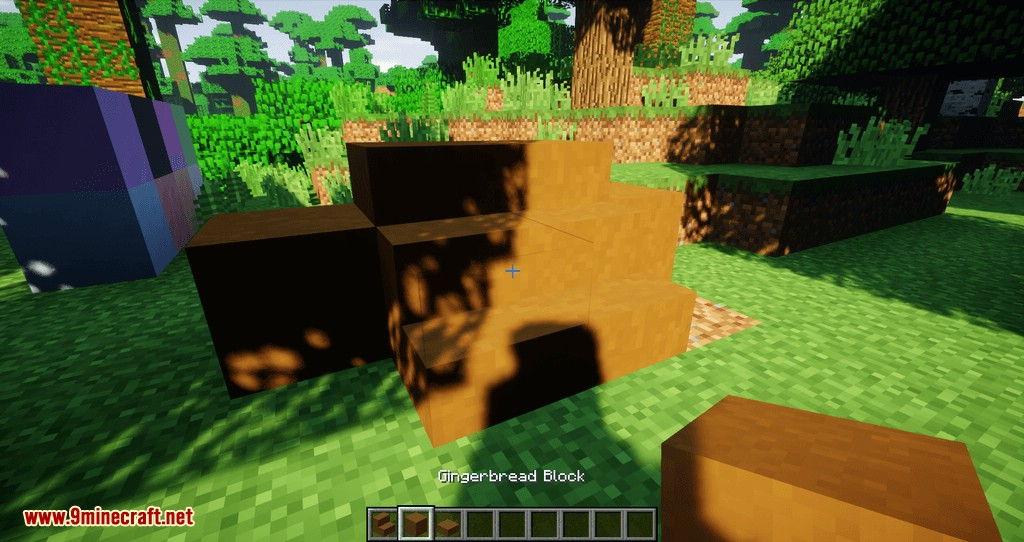 Gingerbread mod for minecraft 02