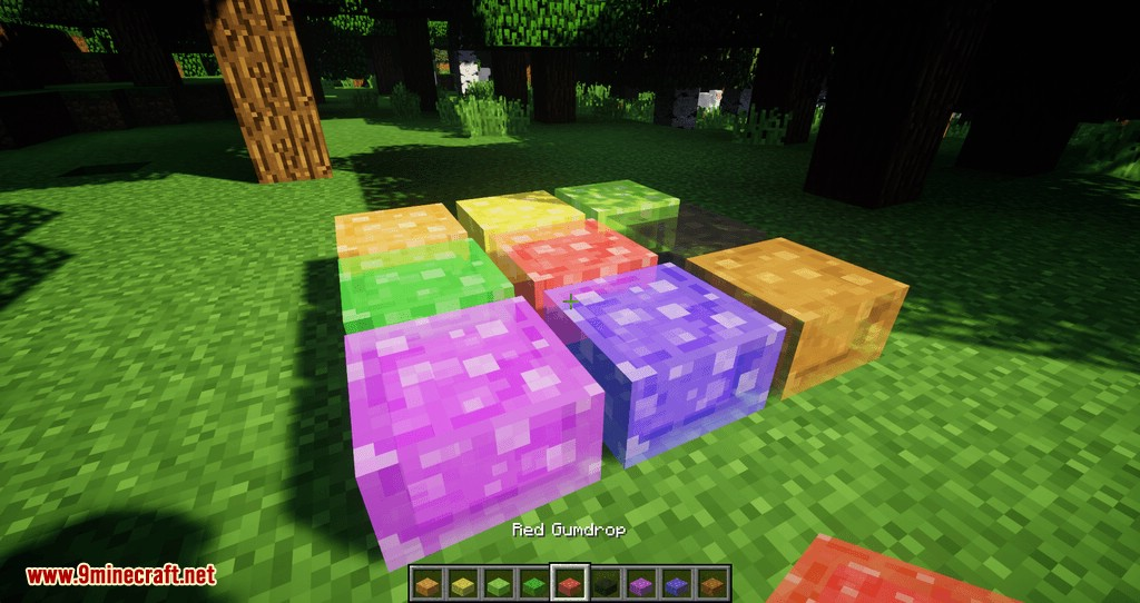 Gingerbread mod for minecraft 03