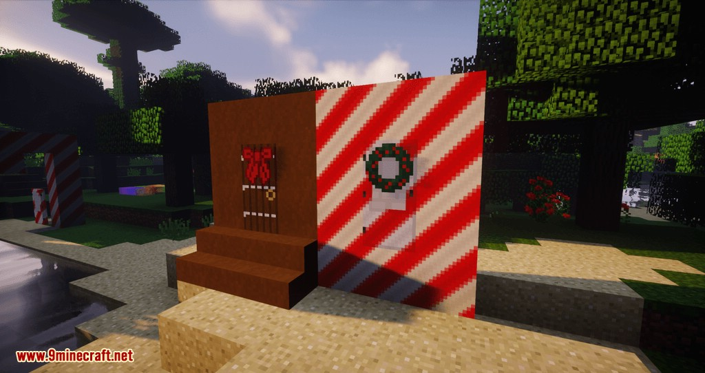 Gingerbread mod for minecraft 06