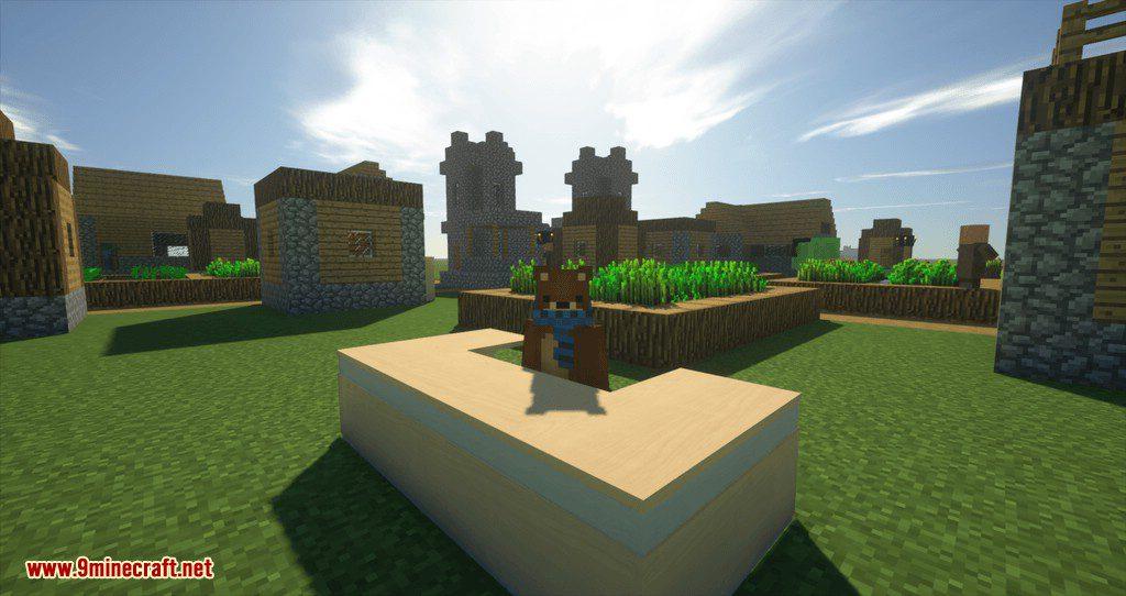 GymCraft mod for minecraft 02