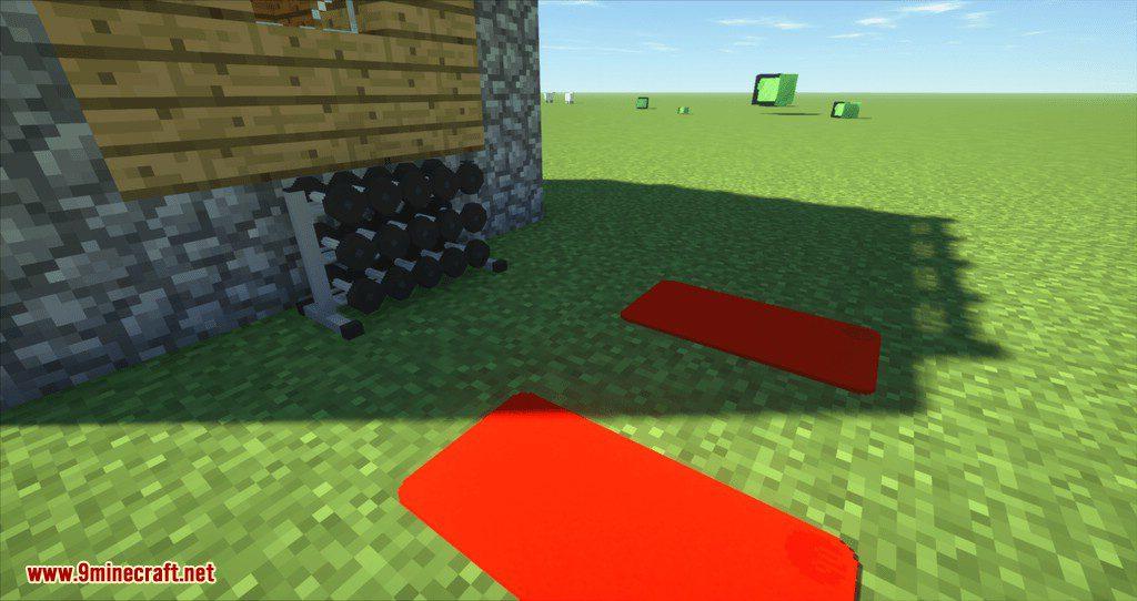 GymCraft mod for minecraft 03