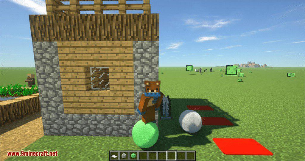 GymCraft mod for minecraft 05