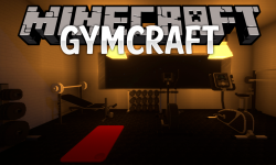 GymCraft mod for minecraft logo