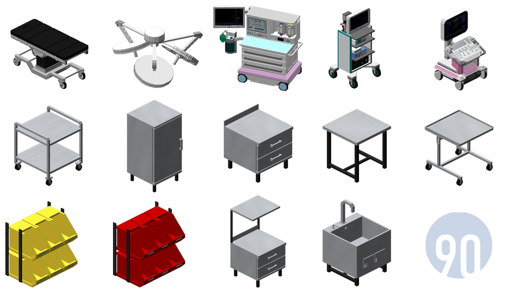Hospital Mod – Theatre Pack mod for minecraft 21