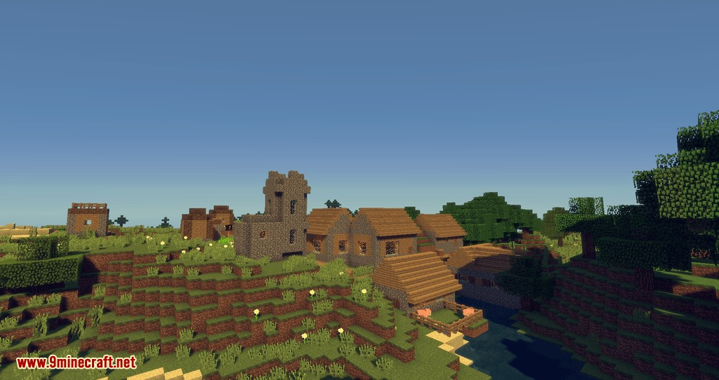 Improved Villagers mod for minecraft 01