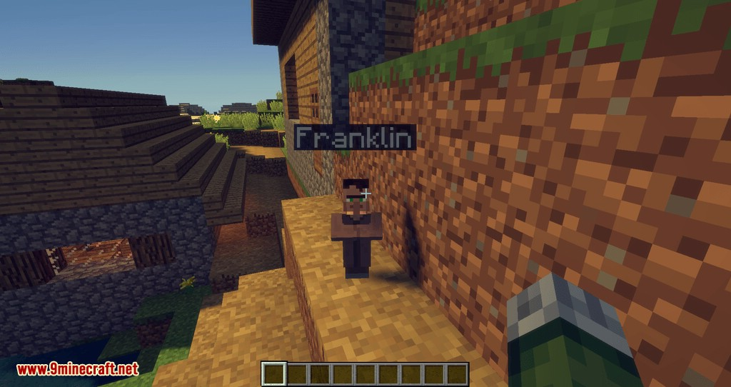 Improved Villagers mod for minecraft 02